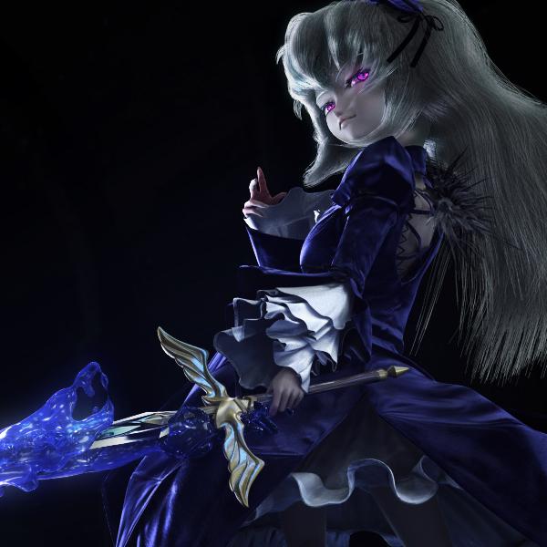 水銀燈の今宵もアンニュ~イ[3DCG special] Image05